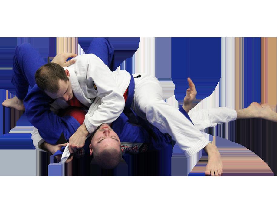 jiu-jitsu fighting