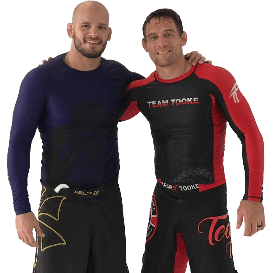Team Tooke MMA fighters