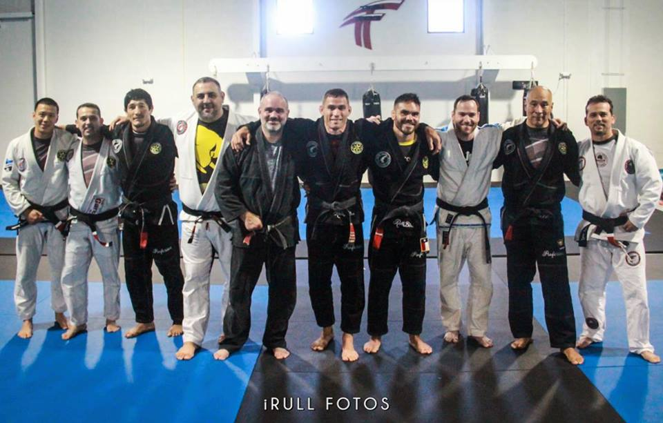 Team Tooke blackbelts