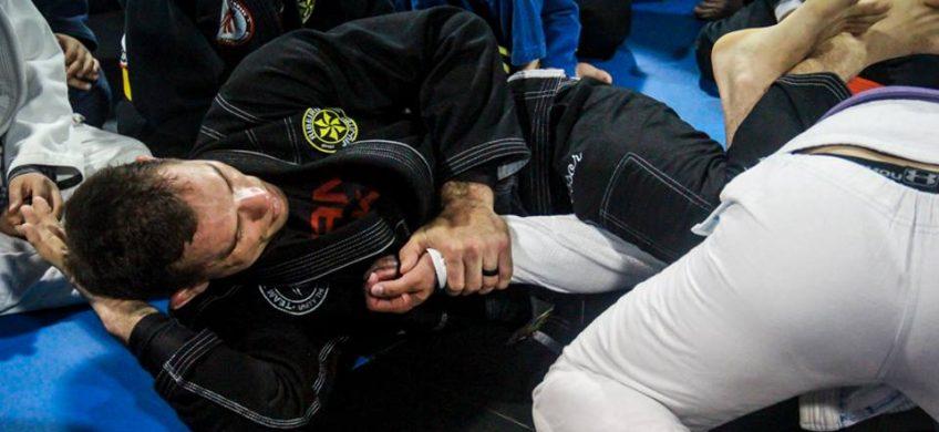 Travis Tooke Brazilain Jiu-Jitsu