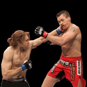 Team Tooke MMA fighter