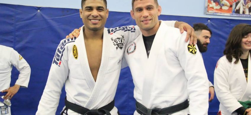 Martial Arts Class with JT Torres
