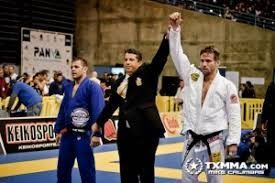 BJJ Competition IBJJF Pans