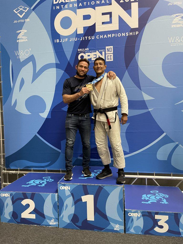 Jiu-jitsu Black Belt Jose Llanas