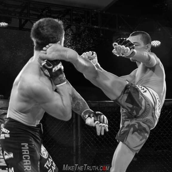 Cameron Graves Head Kick