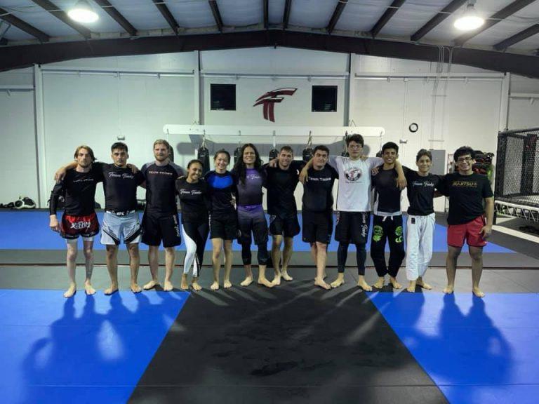 Warrior Crucible Martial Arts Team Event