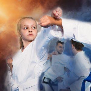 Kids Jiu-jitsu Class at Team Tooke